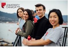 Centro University Canada West Canadá Foto